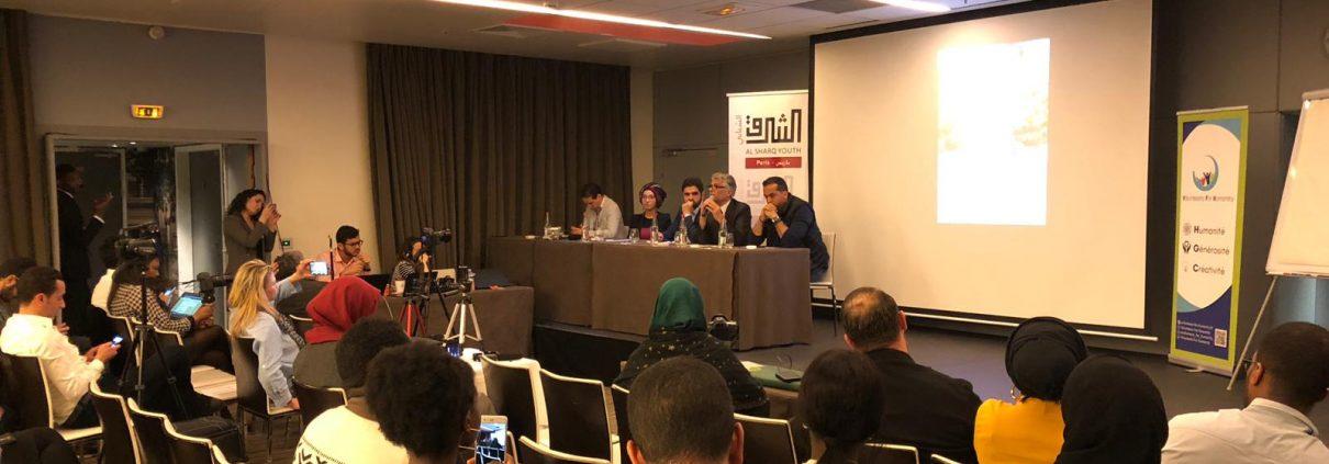 Paris | March 30, 2019 – Al Sharq Youth
